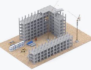 ЖБИ для гражданского строительства